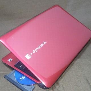 東芝 - 高スペック i5 高速SSD ブルーレイ ノートパソコン 超美品