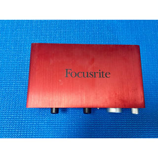 Focusrite Scarlett 2i2 G2 オーディオインターフェース