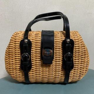 Ferragamo - フェラガモ 籠バッグ
