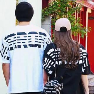 完売商品 MIRROR9 ミラーナイン アイコンTシャツ ブラック 美品
