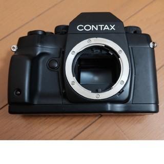 京セラ - CONTAX RXボディ_電池付き