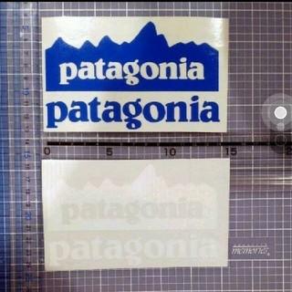 patagonia - パタゴニア ステッカー 黒1枚