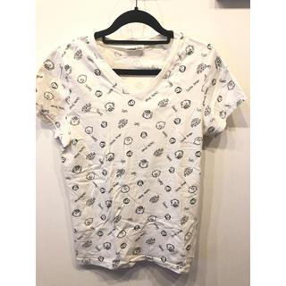 スヌーピー(SNOOPY)のTシャツ レディース スヌーピー ピーナッツ(Tシャツ(半袖/袖なし))