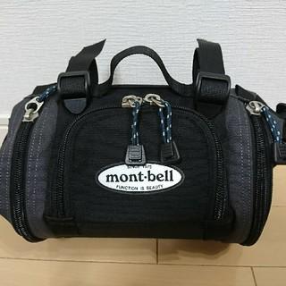 モンベル(mont bell)のモンベル サイクルフロントバッグ(バッグ)