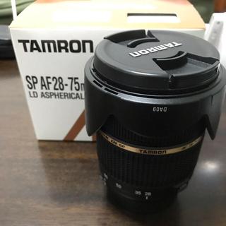 Nikon - tamron SP AF28-75mm f/2.8 XR Di ニコン用