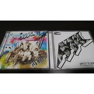 トリプルエー(AAA)のAAA ATTACK ハレルヤ アルバム シングル セット(ポップス/ロック(邦楽))