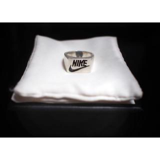 ナイキ(NIKE)の【NIKE】swoosh design silver-ring(リング(指輪))