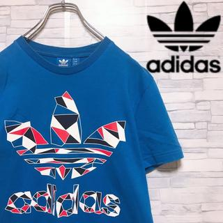 adidas - 【レア柄】【アディダス トレフォイル】ビッグロゴ