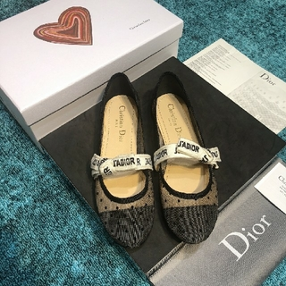 Dior - Diorバレエシューズ