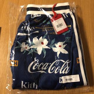 KITH coca cola Mesh Hawaii short(ショートパンツ)