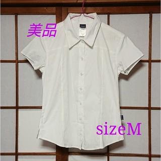 最終価格‼️ Patagonia 白シャツ オーガニックコットン Mサイズ