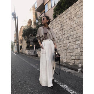 アメリヴィンテージ(Ameri VINTAGE)の[値下]AMERI VINTAGE BARE POCKET WIDE PANTS(その他)