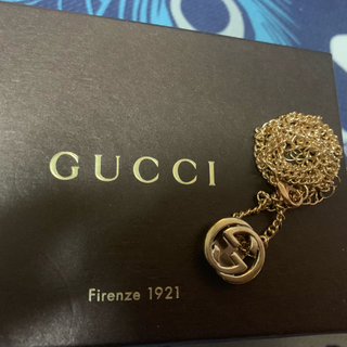 Gucci - GUCCI ネックレスチャーム