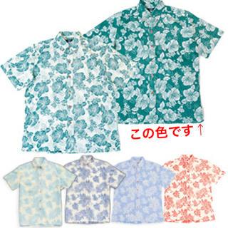 シップス(SHIPS)のシップス ワタベウェディング アロハシャツ(Tシャツ/カットソー(半袖/袖なし))