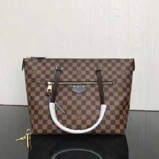LOUIS VUITTON - ルイヴィトン LOUIS VUITTONトートバッグ 新作 ダミエ エベヌ