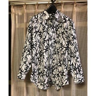 DIOR HOMME - Dior HOMME トライバルシャツ