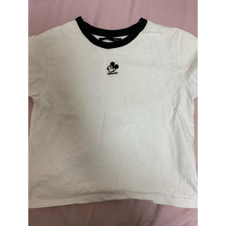 heather - ミッキー Tシャツ