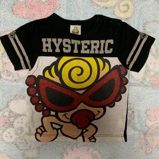 HYSTERIC MINI - ヒスTシャツ黒