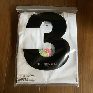 FRAGMENT - THE CONVENI FRUIT OF THE LOOM 3P TEE