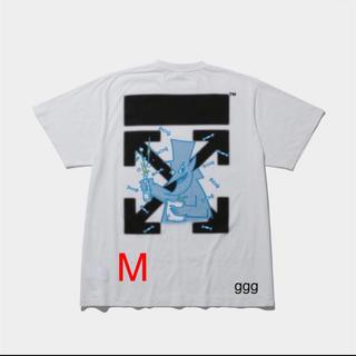 フラグメント(FRAGMENT)のOFF-WHITE FRAGMENT CEREAL T-SHIRTS 白M(Tシャツ/カットソー(半袖/袖なし))