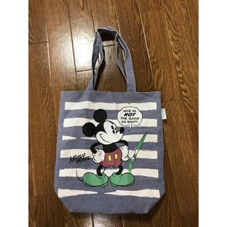 Disney - ディズニー  ミッキーバッグ