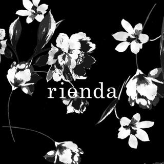 rienda - riendaペプラムトップス
