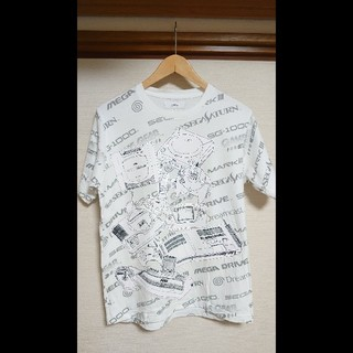 しまむら - しまむら セガ ゲーム機 Tシャツ