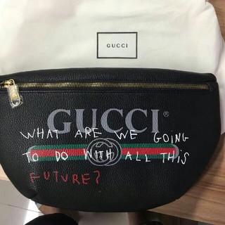 Gucci - 美品大人気 GUCCI ウェストバッグ