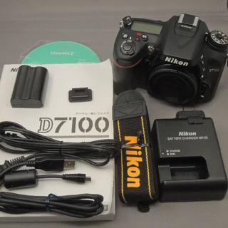 Nikon - ニコン  D7100 シャッター2300回以下