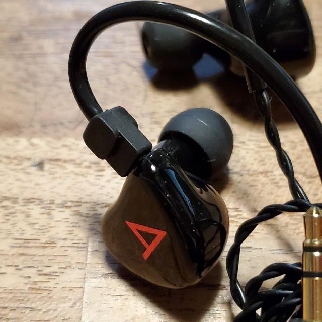 iriver(アイリバー)のiriver Astell&Kern JH Audio Michelle 中古 スマホ/家電/カメラのオーディオ機器(ヘッドフォン/イヤフォン)の商品写真