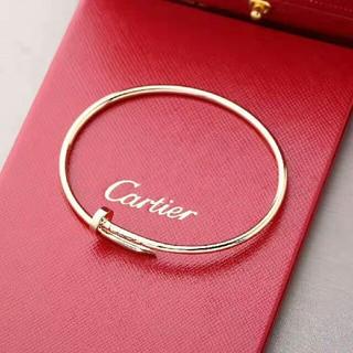 Cartier - 美品Cartier カルティエ ブレスレット ラブブレス 刻印 男女兼用