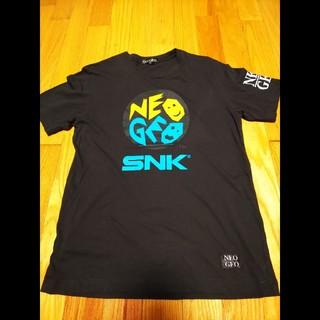 しまむら - しまむら SNK NEOGEO 社名ロゴ Tシャツ