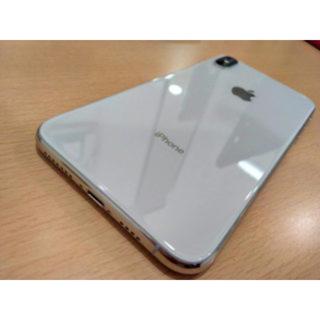 iPhone - 売切 iPhone XS 64GB シルバー SIMフリー ほぼ新品