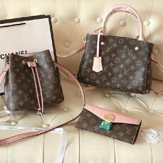 LOUIS VUITTON - LVハンドバッグ3点セット