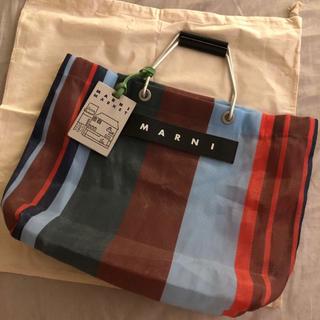 マルニ(Marni)のMARNI マルニカフェ メッシュトートバッグ(トートバッグ)