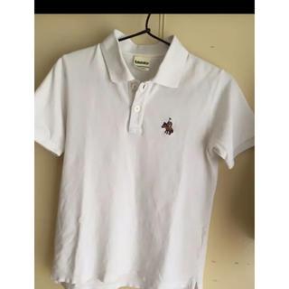 ランドリー(LAUNDRY)のランドリー  Laundry  ポロシャツ  白  XS(ポロシャツ)