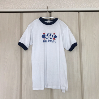 BEAUTY&YOUTH UNITED ARROWS - 【値下げ】ROKU プリントTシャツ