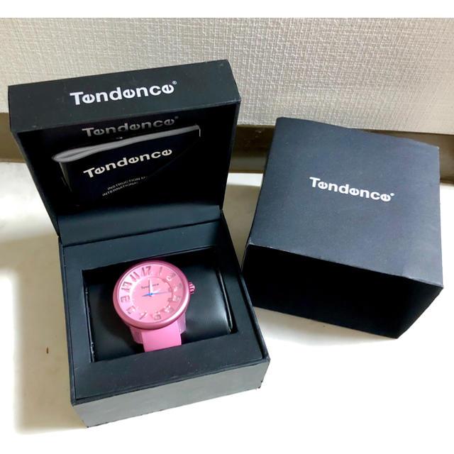 Tendence - 送料込!テンデンス/腕まわりのポイントに♪/時計/ピンク/韓流/ストリートの通販 by ぴんく's shop|テンデンスならラクマ