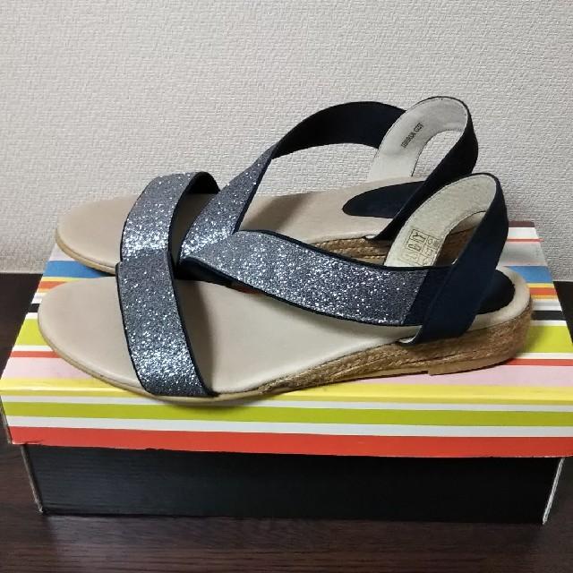 Chocolat・大きいサイズ・サンダル レディースの靴/シューズ(サンダル)の商品写真