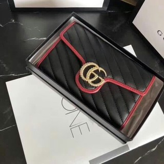 Gucci - Gucci  マーモント 長財布