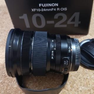 富士フイルム - FUJINON XF10-24mm F4 R OIS 富士フイルム