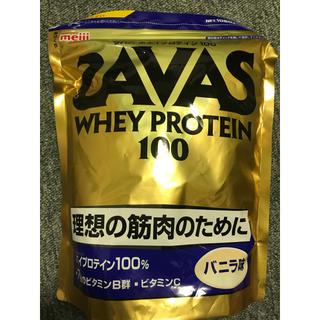 SAVAS - SAVAS ザバス ホテイプロテイン100 バニラ味