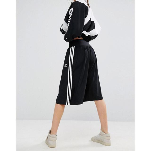 adidas(アディダス)のADIDAS アディダス ロングスカート BJ8187 M サイズ レディースのスカート(ロングスカート)の商品写真