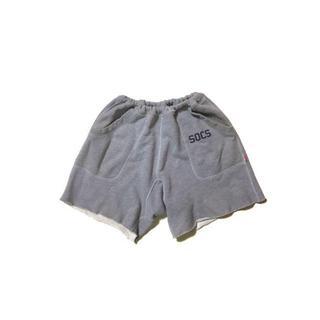 ベドウィン(BEDWIN)のBEDWIN カットオフスウェットショートパンツ ジャンク品(ショートパンツ)
