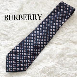 BURBERRY - BURBERRY バーバリー ネクタイ a8 結婚式 入社入学にオススメ
