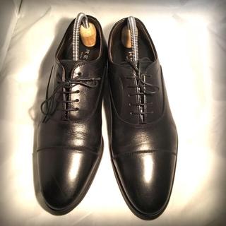 REGAL - リーガル REGAL 黒 革靴  ストレートチップ 25cm 中古 革靴