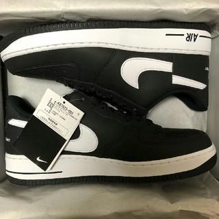 Supreme - Nike Supreme CDG Air Force 1 Black 27.5