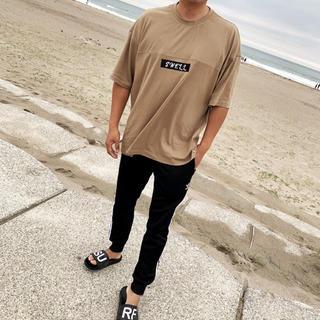 エムエスジイエム(MSGM)のInstagramで人気☆LUSSO SURF LAオーバーサイズTシャツ L(Tシャツ/カットソー(半袖/袖なし))