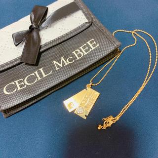CECIL McBEE - セシルマクビー ネックレス