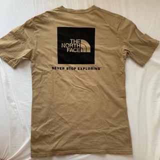 THE NORTH FACE - ノースフェイス ケルプタン ボックスロゴ Tシャツ S